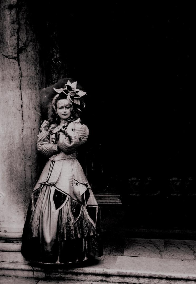 bella maschera - sehen und gesehen werden