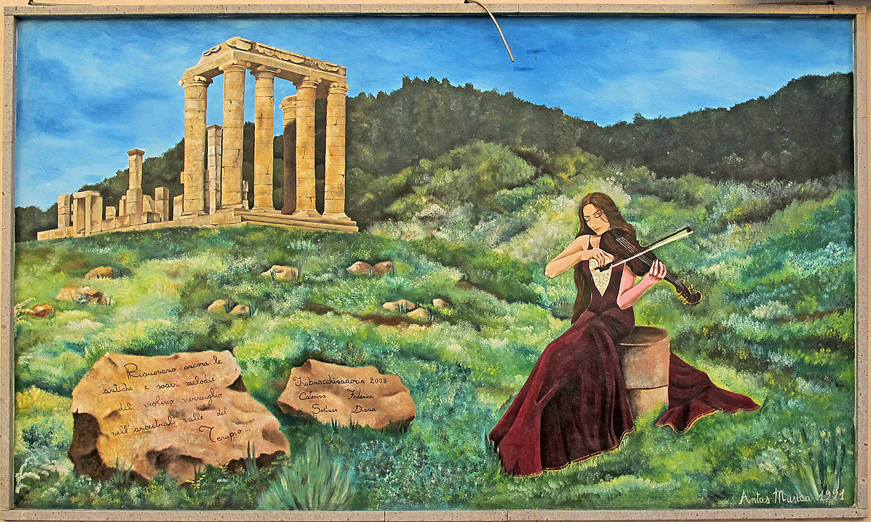 Bella Sardegna - Insel der Wandgemälde, ... / Isola dei murales, ... (8)