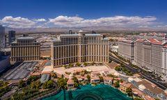 Bellagio Hotel, Las Vegas, USA