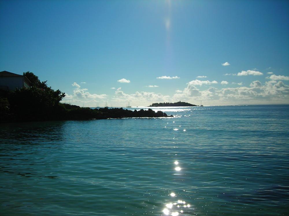 Belle île en mer...