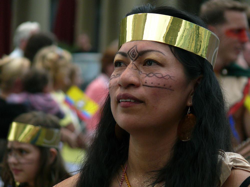 Belleza indigena