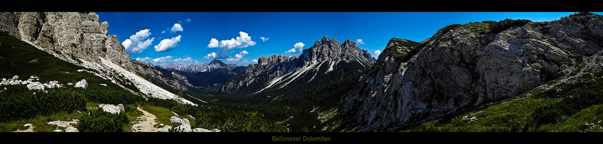 Belluneser Dolomiten