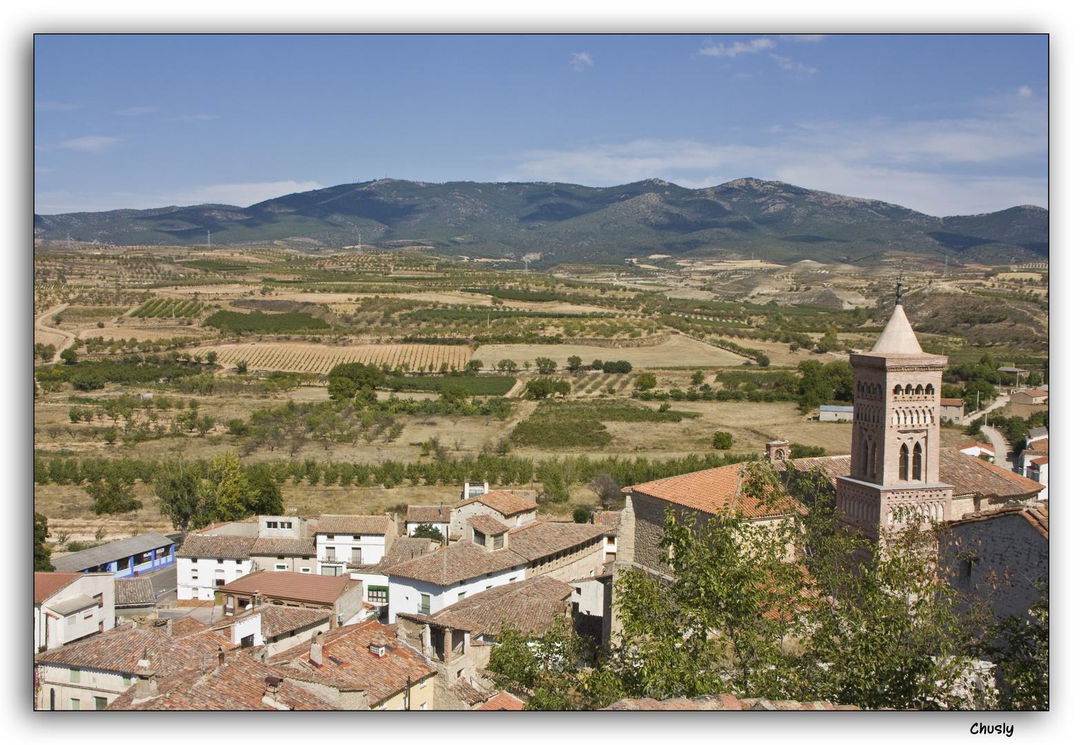 Belmonte de Gracian y Sierra de Vicort