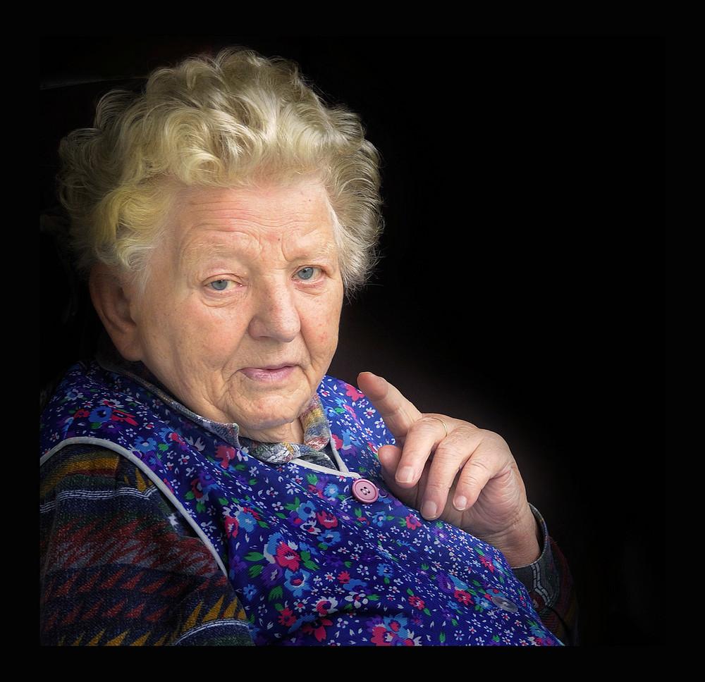 beloved grandma