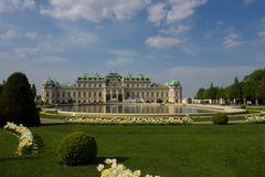 Belvedere im Frühlimg