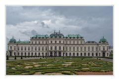Belvedere mit Garten