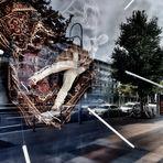 Bemanntes Flugobjekt landet mitten in Berlin