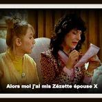 Ben quoi ?? ....Zézette épouse X......!!