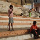 Benares at noon