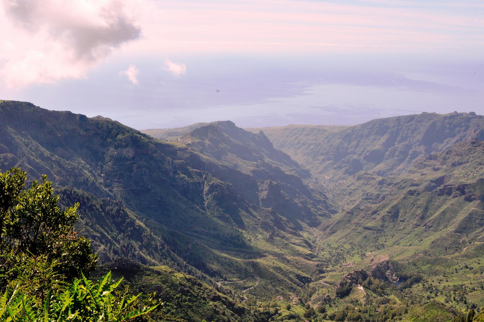 Benchijiugua - das Tal, wo Milch und Honig fliesst ...