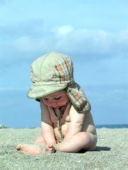 Bene im Sand