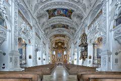 Benediktbeuren - Klosterkirche