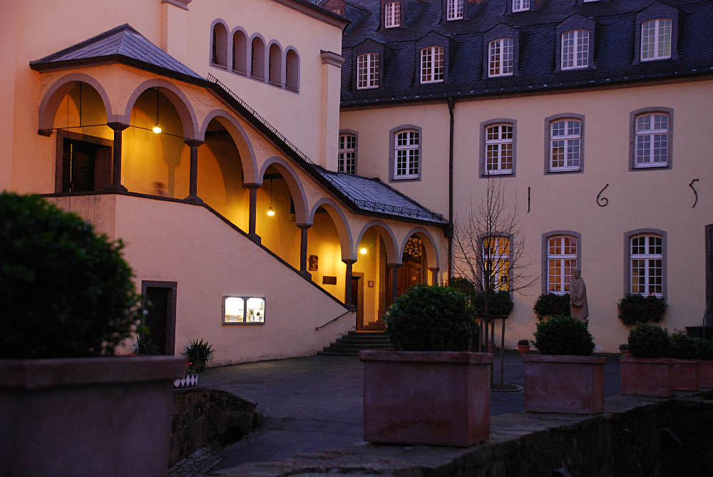 Benediktiner Abtei Michaelsberg in Siegburg