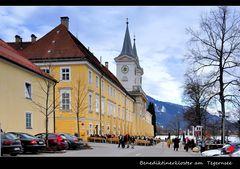 Benediktinerkloster am Tegernsee