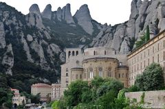 Benediktinerkloster - Santa Maria Montserrat