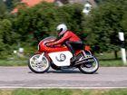 Benelli Corsa, 1963, 125ccm, 4Zyl, 24PS