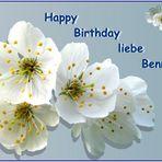 Benny hat Geburtstag