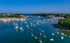 Bénodet & Ste-Marine, Bretagne, France