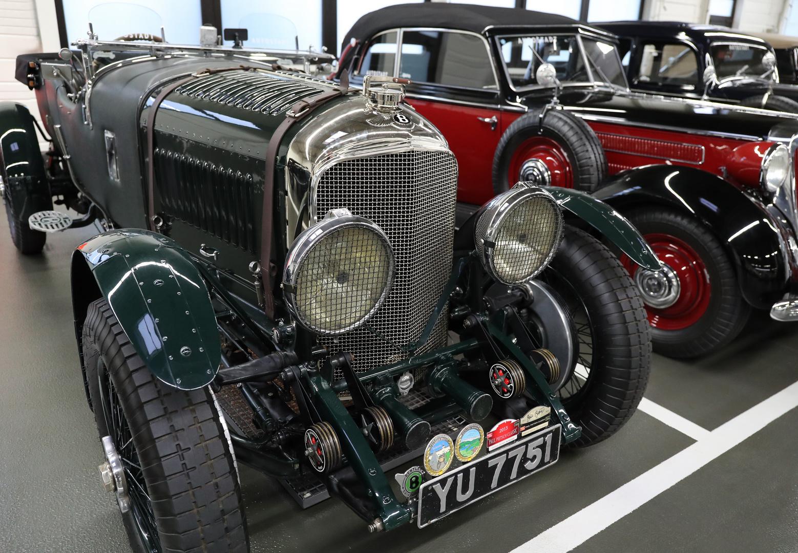 Bentley  3l SPEED