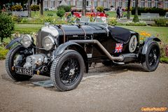 Bentley 4,5 Litre Blower GB 1929 bei Classic Cars Schwetzingen 2017