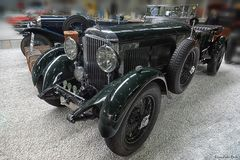 Bentley 8 ltr. Open Tourer