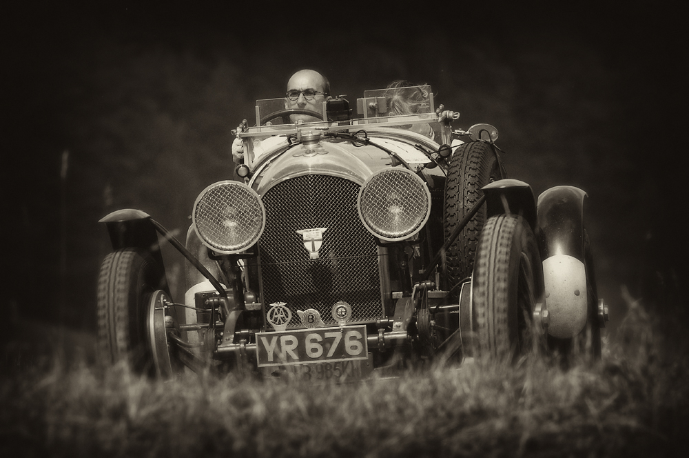 Bentley Baujahr 1927