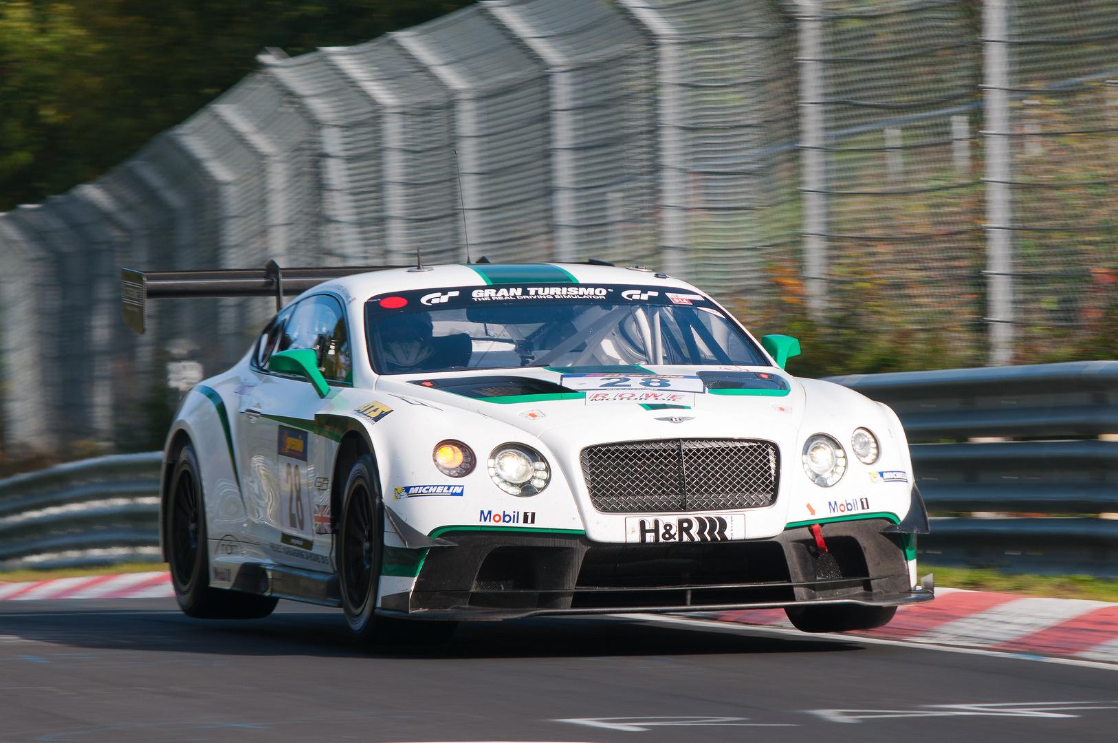Bentley Continental GT3...