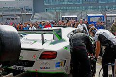 Bentley GT3 - Letzte Instruktionen