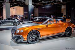 Bentley GTC von Mansory