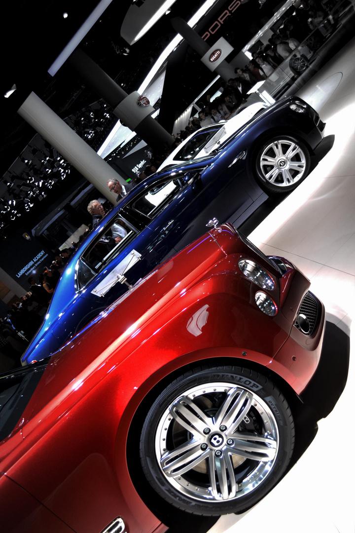 Bentley - IAA 2013