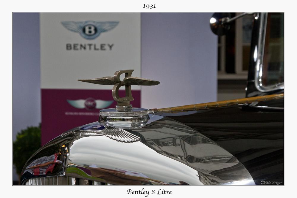 "Bentley - Kühlerfigur   ""Flying B"""