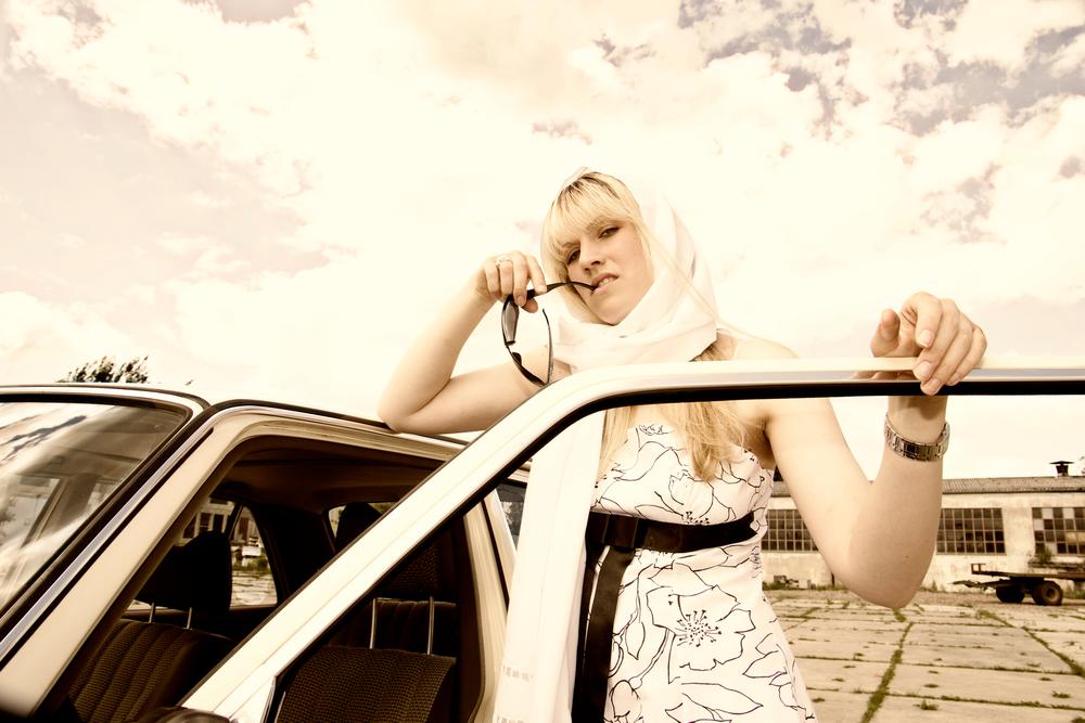 Benz Babe 03