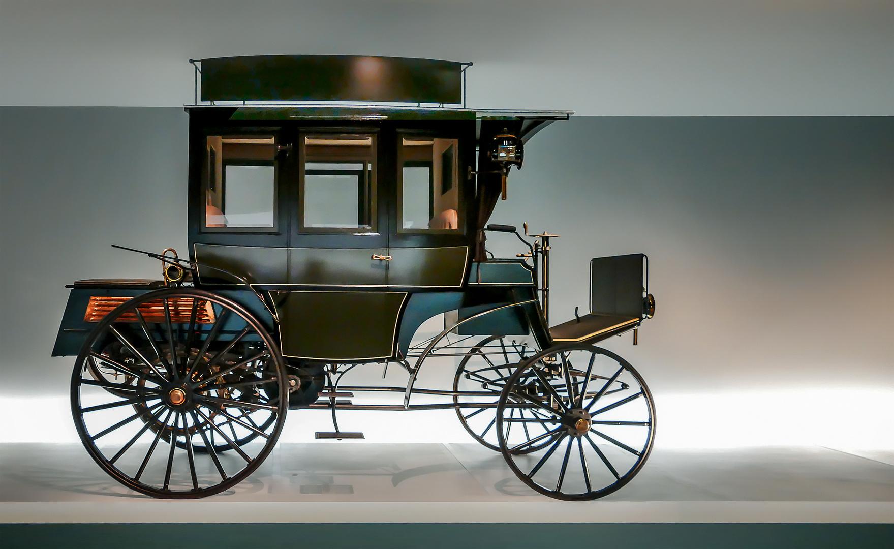 Benz Omnibus - 1895