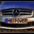 Benz Power ( W 204 ) ... (Extrem)