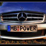 Benz Power ( W 204 ) ... (Extrem)