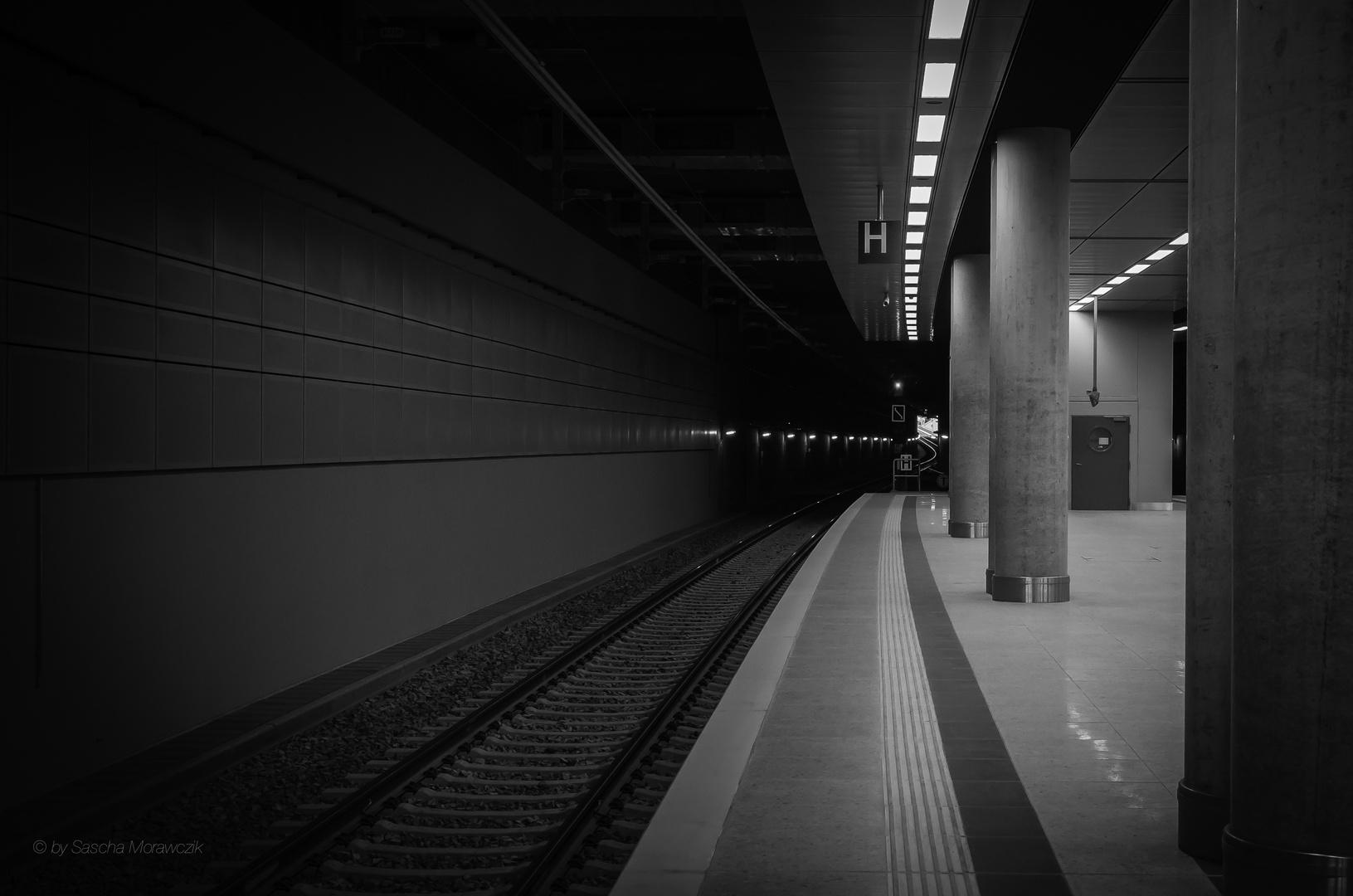 BER S-Bahn Tunnel