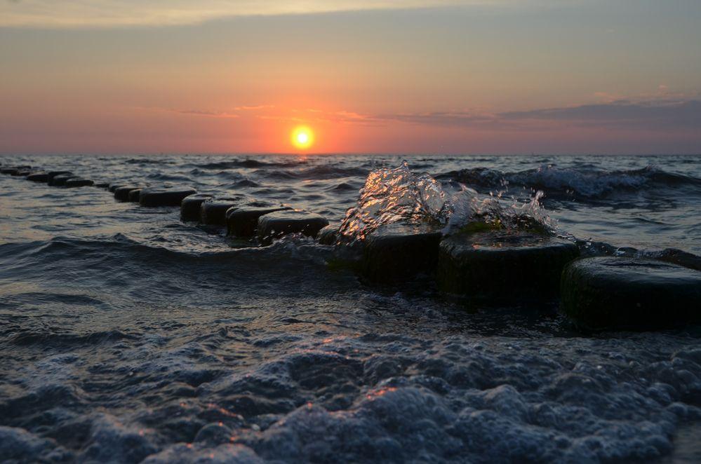 Berauschende Ostsee