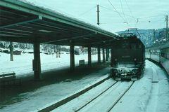 Berchtesgaden Hbf. 1980