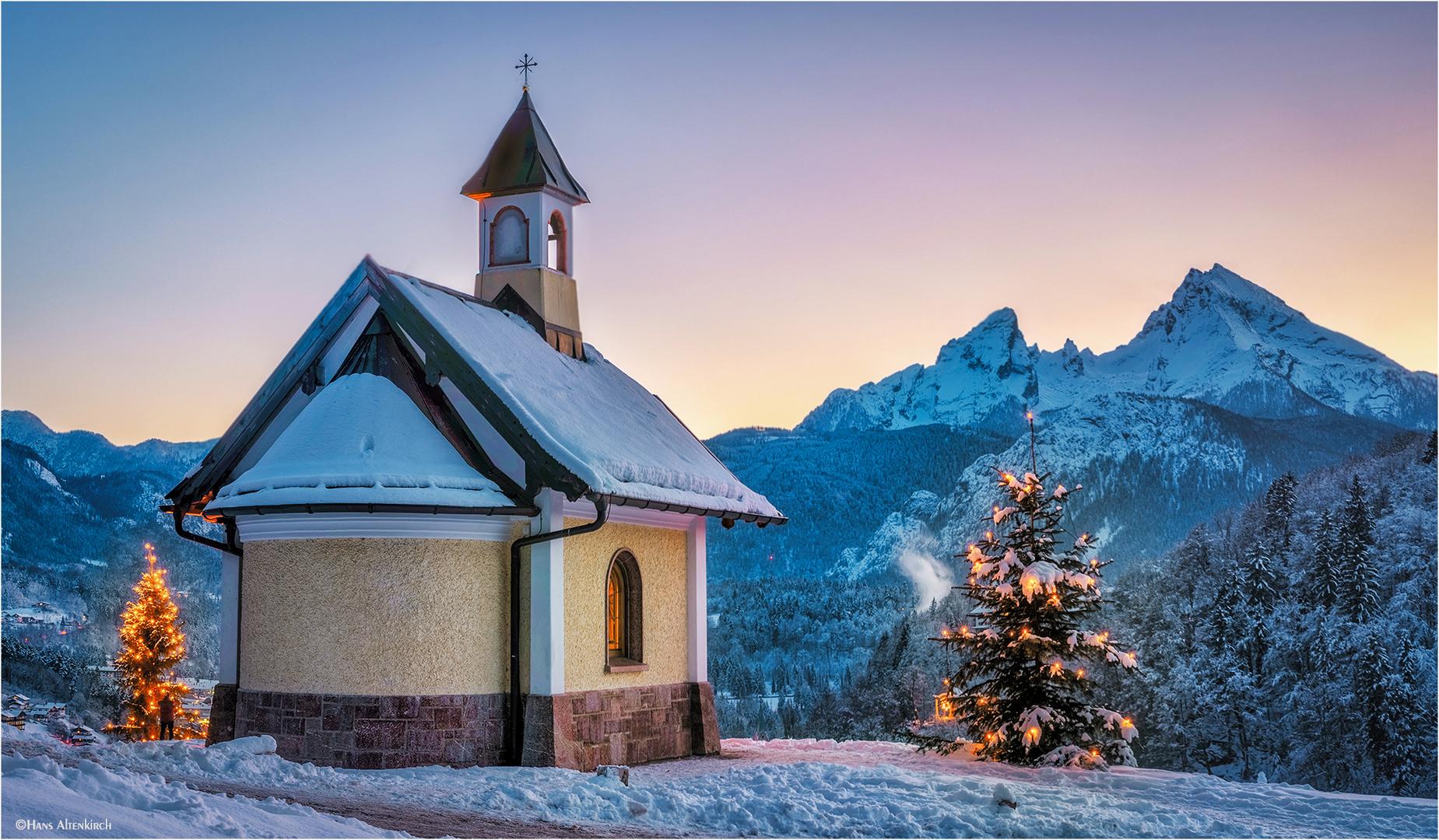 Berchtesgaden Lockstein