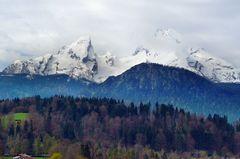 Berchtesgaden - Watzmann