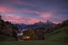 Berchtesgadener Morgen