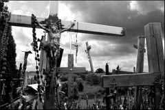 Berg der Kreuze (Siauliai/ Litauen)
