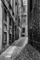 Bergamo alta, centro storico