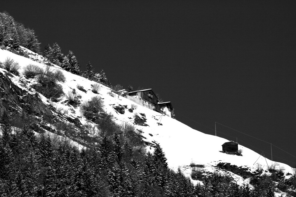 Bergbauernhof in Süd-Tirol