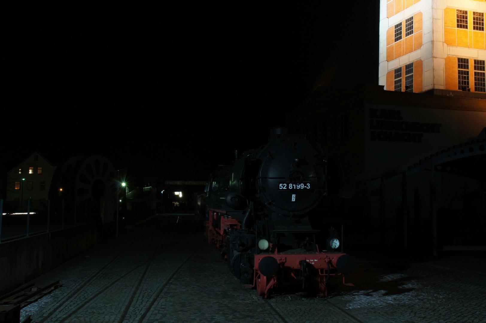 Bergbaumuseum in Oelsnitz