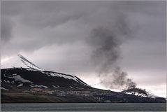 Bergbausiedlung Barentsburg...