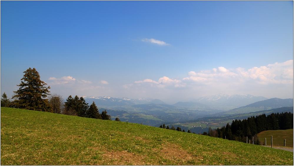 ... Bergblick ...