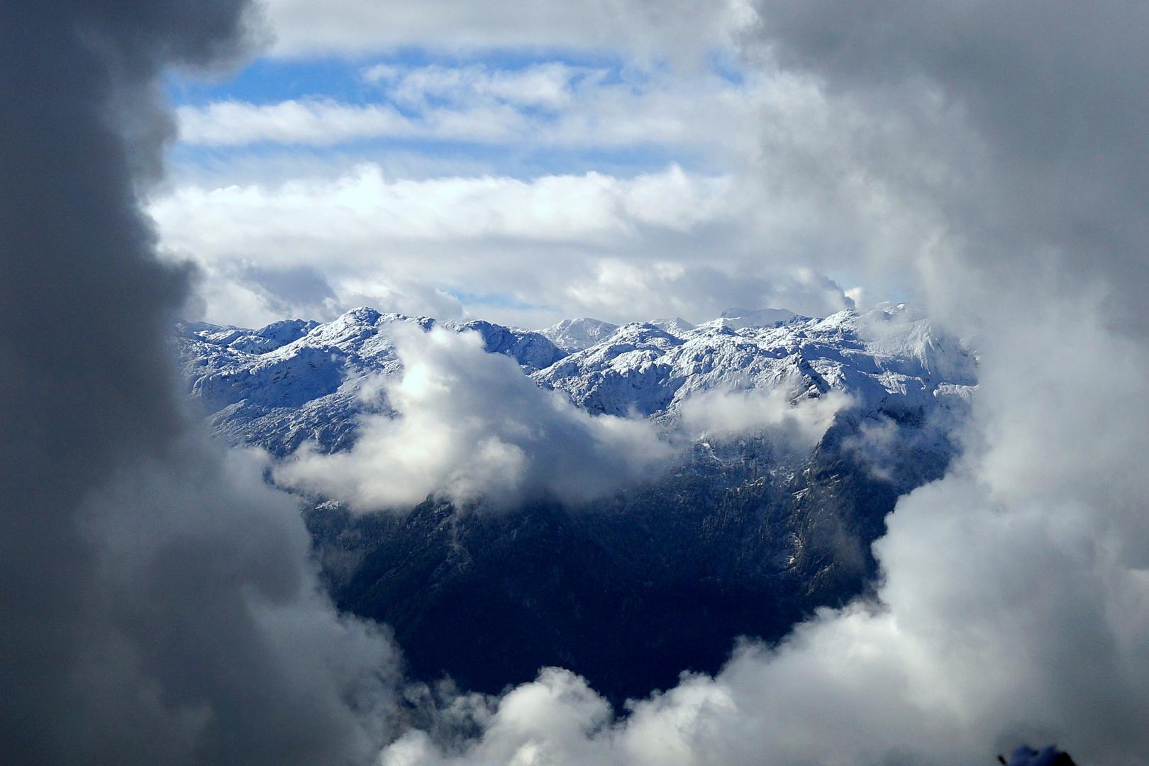 Bergblicke ohne Photoshop,,,,[ Archivebild )