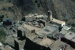 Bergdorf im Jemen
