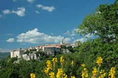 Bergdorf in der Provence